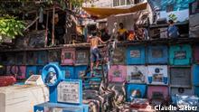 Philippinen Reportage Nordfriedhof Metro Manila