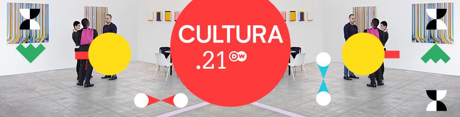 DW Kultur.21 Program Guide Themeheader spanisch