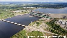Brasilien Eletrobras-Wasserkraftwerk Belo Monte