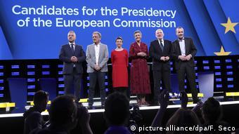 Σχεδόν απίθανο να αναδειχθεί κάποιος από τους επικεφαλής των ευρωεκλογών νέος πρόεδρος της Κομισιόν