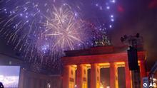 Puerta de Brandeburgo, símbolo de la reunificación de Alemania.