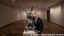 Skulptur von Jeff Koons für Rekordpreis von 91,1 Millionen Dollar versteigert