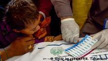 Pakistan HIV-Test (Getty Images/AFP/R. Tabassum)