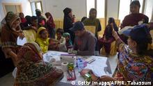Pakistan HIV-Test