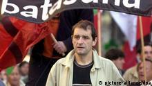 Spanien ETA-Anführer Josu Ternera