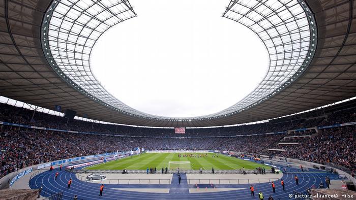 پرتماشاگرترین دیدار تاریخ بوندسلیگا در سپتامبر سال ۱۹۶۹ میلادی در ورزشگاه المپیک برلین (تصویر) برگزار شد. بیش از ۸۸ هزار تماشاگر شاهد مصاف هرتا برلین و اف ث کلن بودند.