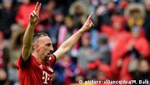 Fußball FC Bayern München Franck Ribery