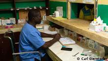 Liberia Medikamentenmangel im C.B. Dunbar Hospital in Gbarnga