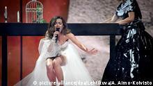 ESC 2019 Eurovision Song Contest Anna Odobescu Moldawien