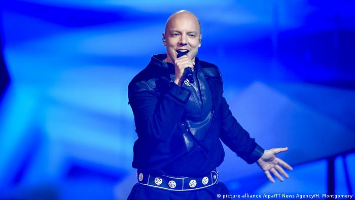 ESC 2019 Eurovision Song Contest KEiiNO Norwegen (picture-alliance /dpa/TT News Agency/H. Montgomery)