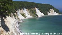 Zehn Gründe für die Ostsee Kreidefelsen