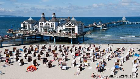 Το καλοκαίρι δεν έσωσε τον γερμανικό τουρισμό
