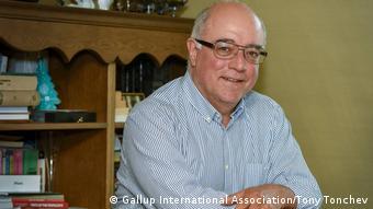 Kancho Stoychev Präsident Gallup International Association