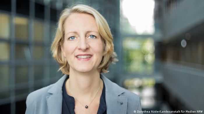 GMF Simone Jost-Westendorf (Dorothea Näder/Landesanstalt für Medien NRW)