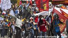 Türkei Proteste am Gezi Park 2013