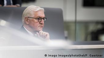 Bundestag - Debatte zu 70 Jahre Grundgesetz - Frank-Walter Steinmeier