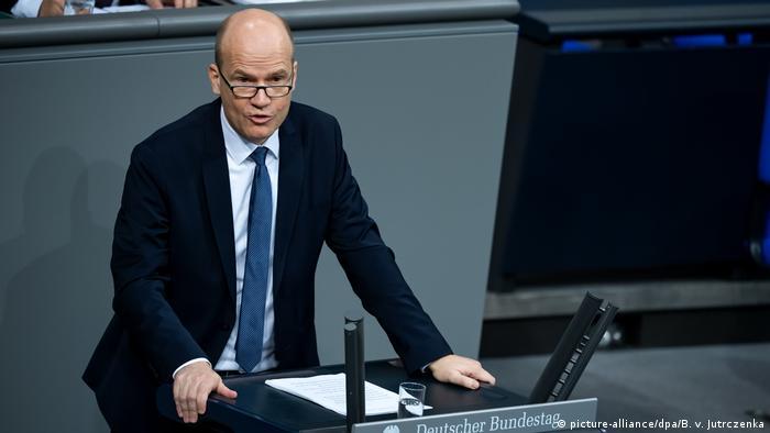 Bundestag - Debatte zu 70 Jahre Grundgesetz - Ralph Brinkhaus