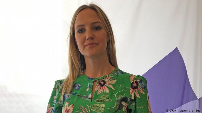 Larissa Zeichhardt, Geschäftsführerin LAT-Gruppe