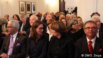 Jazzkonzert beim Bundespräsidenten - Blick ins Publikum