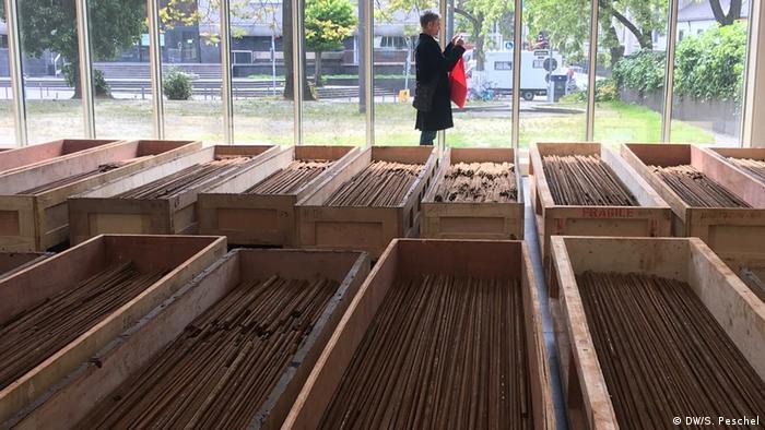Ausstellung: Ai Weiwei - Wo ist die Revolution? - Düsseldorf, Kunstsammlung NRW (DW/S. Peschel)