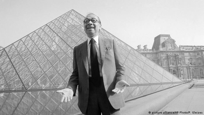 USA I. M. Pei gestorben (picture-alliance/AP Photo/P. Gleizes)