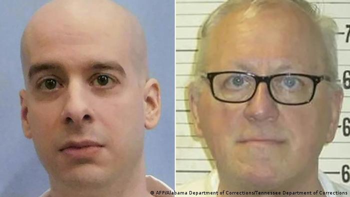 USA Todesstrafe - Michael Samra und Donnie Edward Johnson