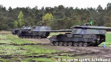 Deutschland Übung der Bundeswehr