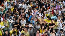 Taiwan führt als erstes asiatisches Land die Homo-Ehe ein