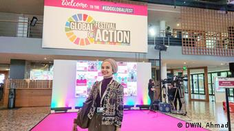 Acara SDG Global Fest of Action 2019 di Bonn