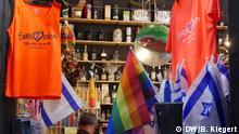 Eurovision Song Contest 2019 | Kiosk in Tel Aviv