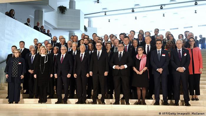 Avrupa Konseyi dışişleri bakanları toplantısı bugün Helsinki'de düzenlendi