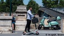 E-Scooter Paris