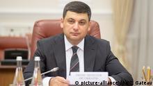 Ukraine Kiew Wladimir Groisman