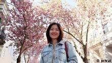 Lernerporträt Evelyn aus Malaysia