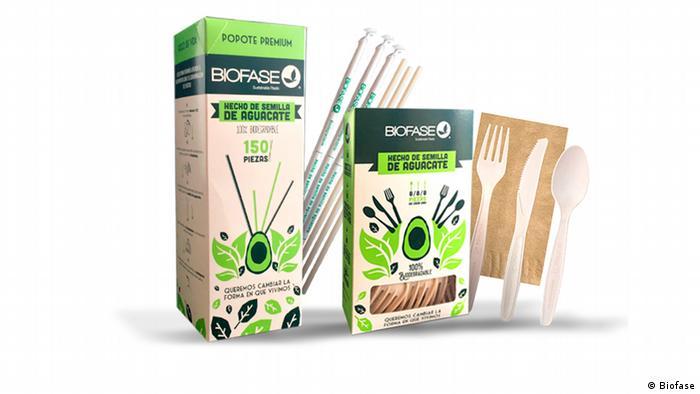 BG Recyclingunternehmen in Lateinamerika (Biofase)