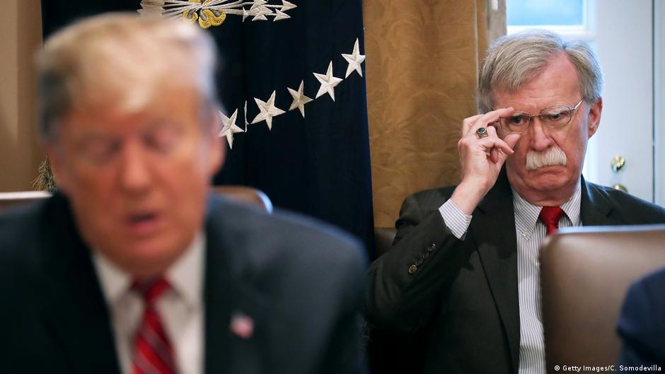 SHBA  Sa i fuqishëm është vërtet John Bolton