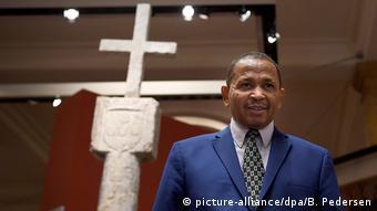 Deutschland - Namibia | Berlin, Säule von Cape Cross soll zurückgegeben werden