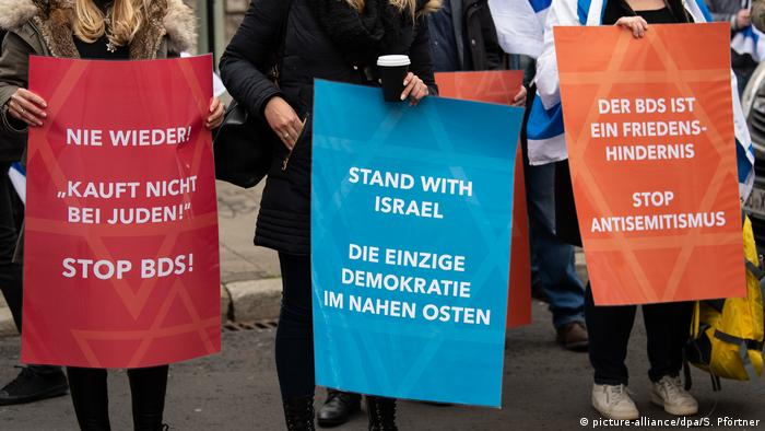 Göttinger Friedenspreis 2019 | Bündnis gegen Antisemitismus