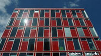 Die E.ON Zentrale in Düsseldorf (Foto: dpa)