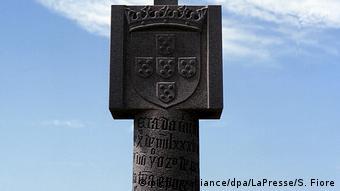 Kreuz Cape Cross Namibia