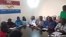 Guinea-Bissau PRS Parteitreffen