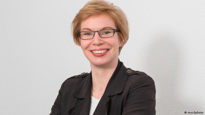 GMF Teilnehmer Christina Quast (Muck)