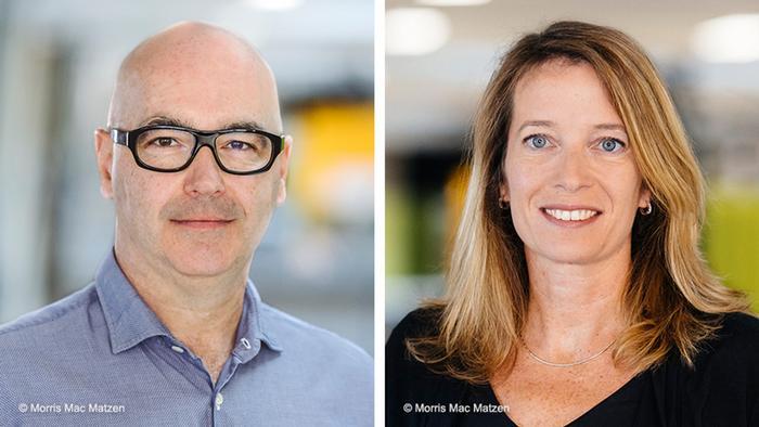 GMF Teilnehmer Mariel Prange und Eugen Gross