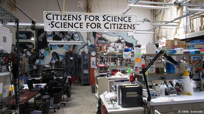 "USA Open Insulin Project | Motto of the Counter Culture Lab: ""Citizens for Science – Science for Citizens"""