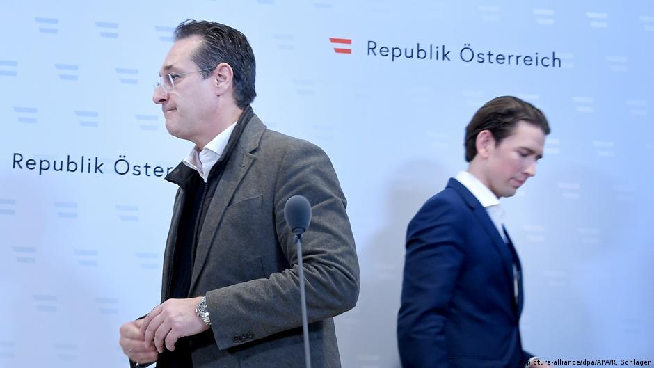 Skandali që prishi koalicionin qeveritar në Austri
