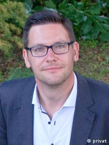 Konstantin Vössing, Politikwissenschaftler Humboldt-Universität zu Berlin