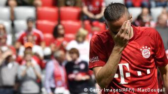Bundesliga 34. Spieltag | FC Bayern München vs. Eintracht Frankfurt | Franck Ribéry