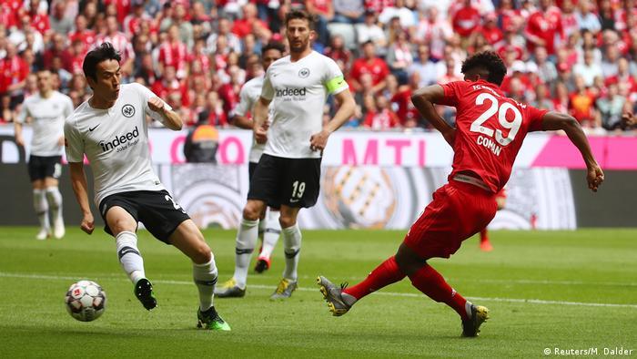 Bundesliga 34. Spieltag | FC Bayern München vs. Eintracht Frankfurt