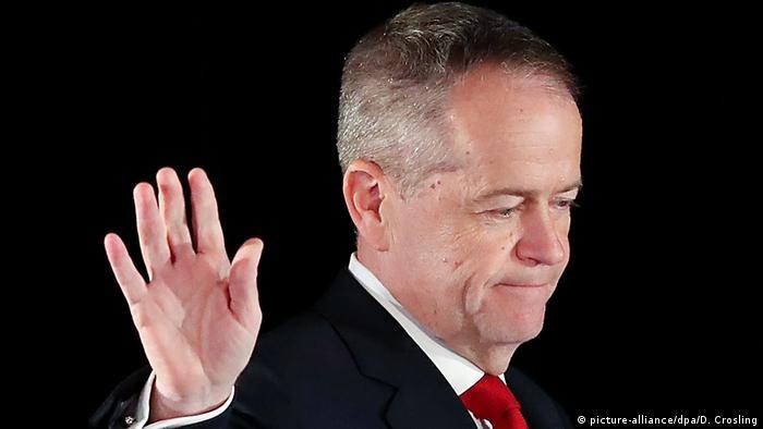 Australien Parlamentswahl   Bill Shorten hat seine Niederlage eingeräumt