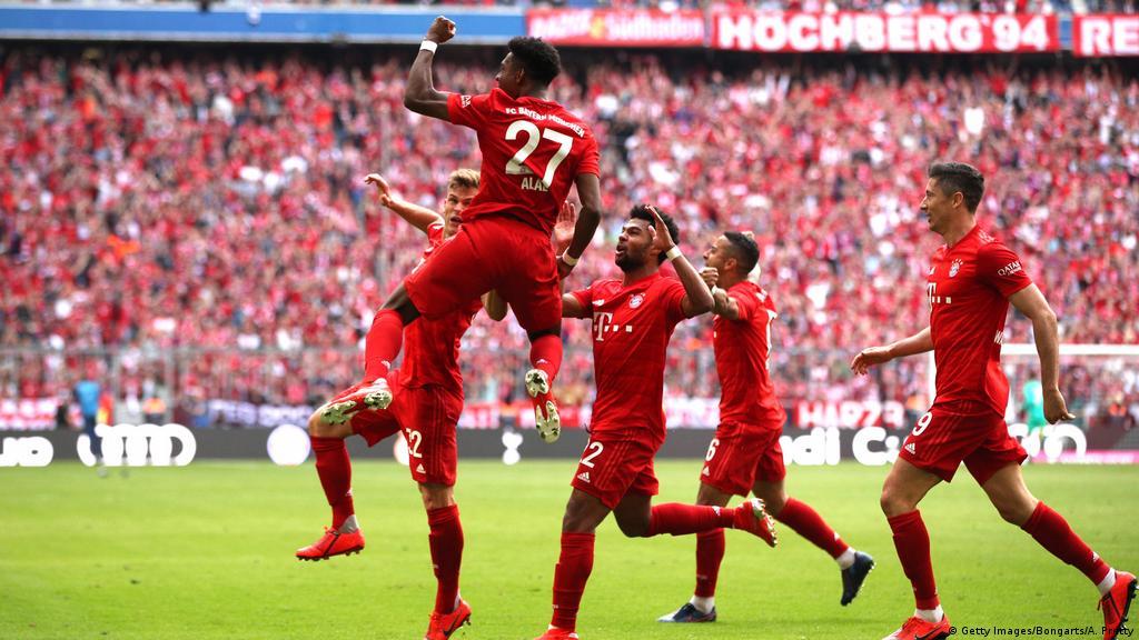 Bundesliga Numbers To Know For The 2019 20 Season All